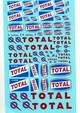 dev266 - Decal generica  Total  scale diverse